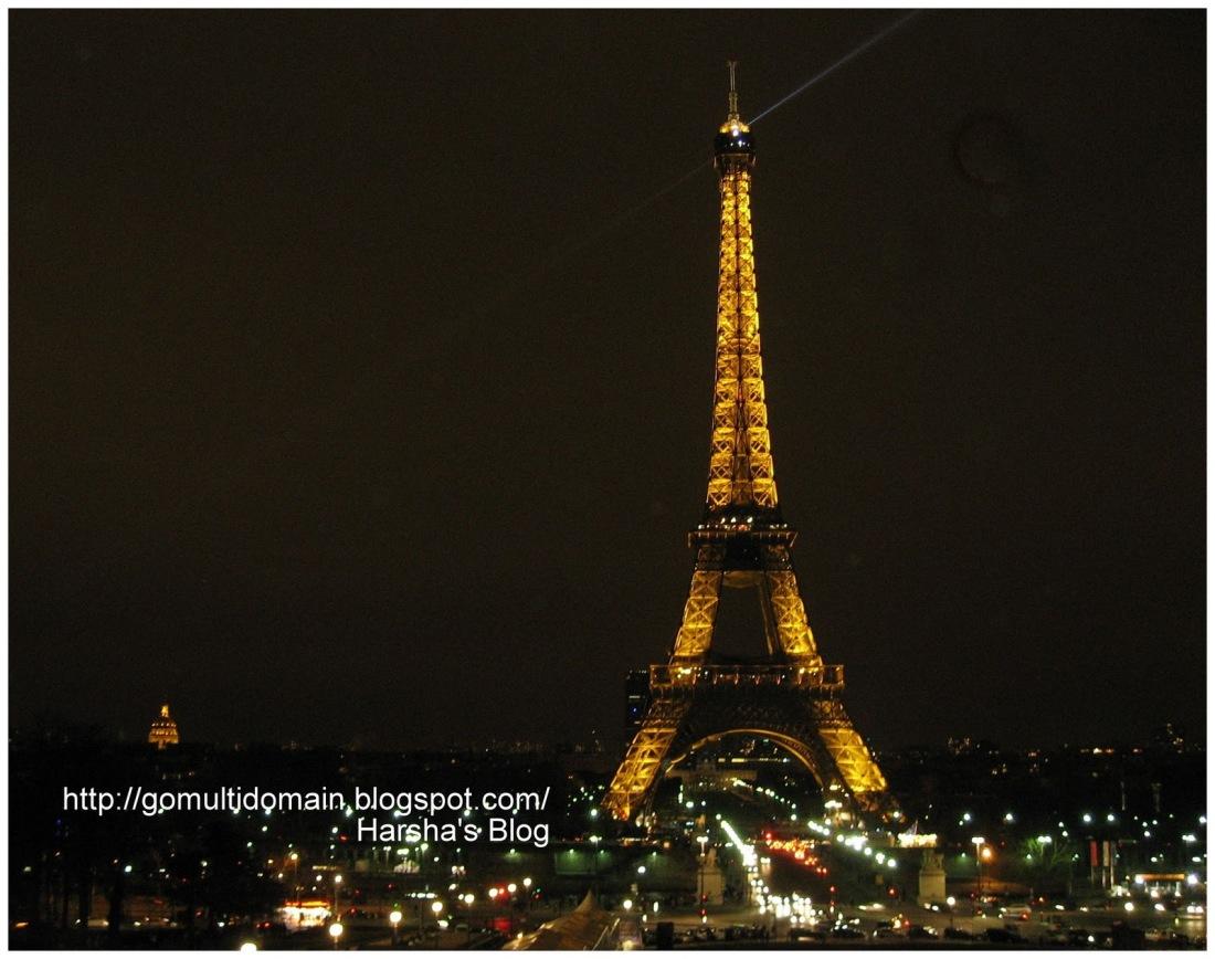 Bonjour Paris : Photograph
