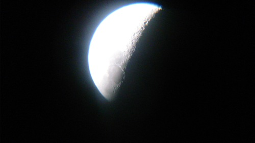 17 Dec - My first ever image with Telescope